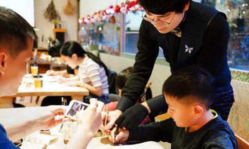【鋼筆入門班 】一堂終生受用的親子寫字課