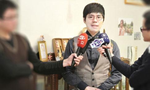 【民視、華視、三立、TVBS】專訪。鋼筆美學大師韓玉青