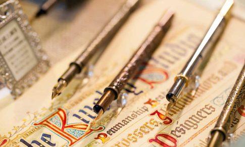 【商業週刊】貿易雜誌專訪。日日好文創,鋼筆書寫異軍突起。