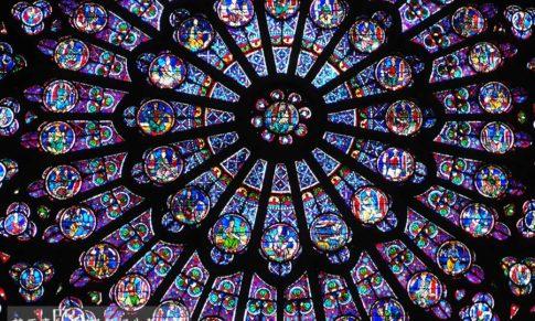 【巴黎聖母院】大教堂內涵,信仰文化美學
