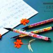 鋼筆與毛筆,東西方書寫藝術的對話
